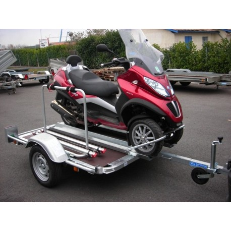 Porte scooter 3 roues mp3