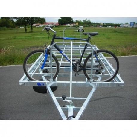 Porte vélo.