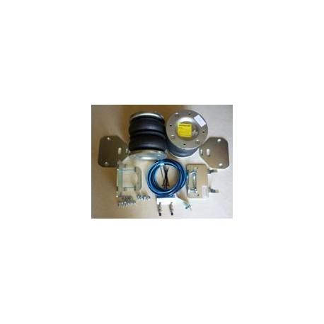Renfort à air DUNLOP pour Nissan Interstar X62 Propulsion Roues Simples.