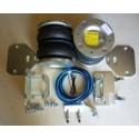 Renfort à air DUNLOP pour Nissan Double Cab 4x4 Look D22 Deux roues Motrices 98/04.