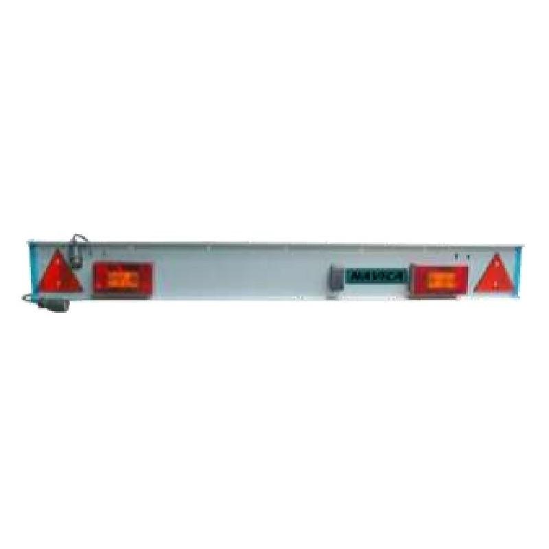 Rampe d 39 clairage navica pour remorques mecanorem 1 85m for Rampe d eclairage pour cuisine