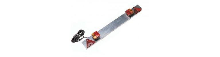 rampe de feux bsa accessoires remorque pi ces d tach es pour remorques. Black Bedroom Furniture Sets. Home Design Ideas