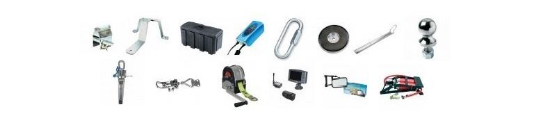 accessoires bsa accessoires remorque pi ces d tach es pour remorques. Black Bedroom Furniture Sets. Home Design Ideas