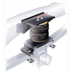 Renfort à air Firestone pour Iveco Daily 35S-L 11 à 17 Roues Simples Lames au dessous de l'essieu 00/06.