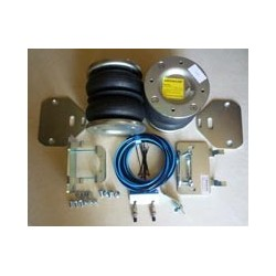 Renfort à air DUNLOP pour Nissan Single, King, Double Cab Navara D21-D22 4x4.