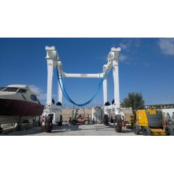 Chariot Boat Lift