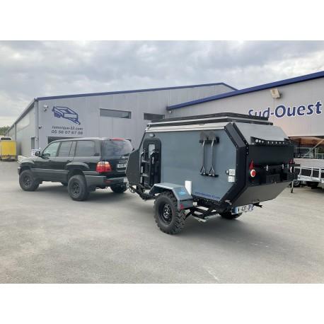 Caravane off road tout terrain