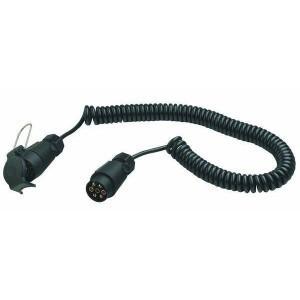 Prolongateur Rallonge électrique 7 broches pour remorque Ref 3413A