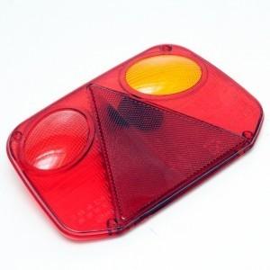 Cabochon de feu RADEX 2800 DROIT LIDER