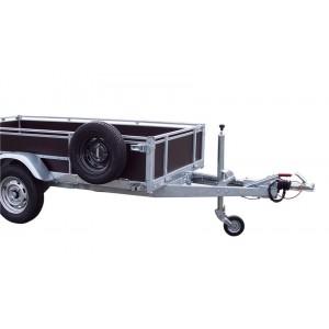 Support de roue de secours pour remorque bois 29440 à 29480