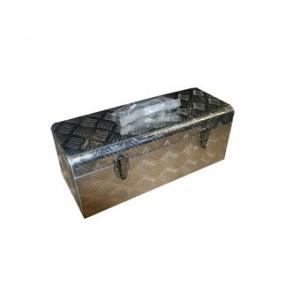 Coffre alu ERDE petit modèle COF01 ref 05190301 580 x 270 x 220