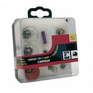 Coffret ampoules spécial remorques Rulquin 3087
