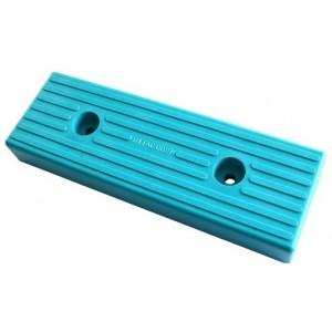 Patin GM 020 Turquoise Alésage : 2 x Ø 11