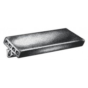 Profil 3010 lg: 30 x 10mm / L au mètre