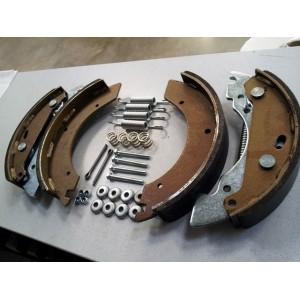 Kit frein GSM / GKN FAD complet pour tambour diamètre 250 x 40mm