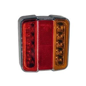 Feu 5 fonctions LED pour remorques GAUCHE/DROIT
