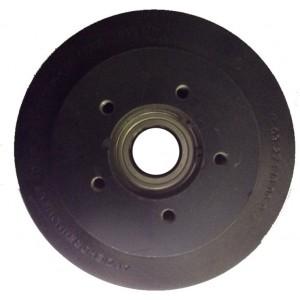 Tambour BPW 200x50 complet avec roulement pour S2005-7 5T112
