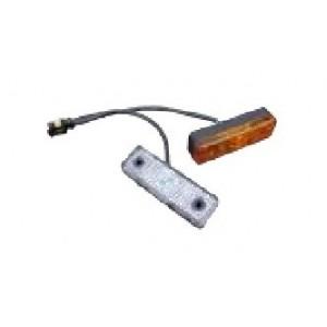 Feu de position à LED pour remorques MECANOREM