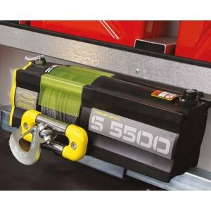 Kit treuil électrique IFOR WILLIAMS pour FLATBED et BEAVERTAIL (alimentation véhicule)