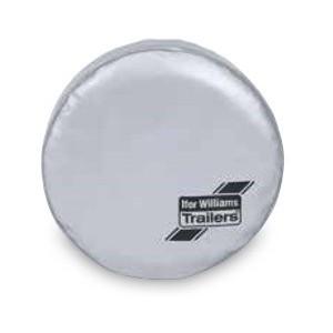 Protection de roue de secours IFOR WILLIAMS pour EVENTA équipé de roues 195/60R12