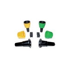 Kit connections carré complet jaune Rulquin Ref 683915