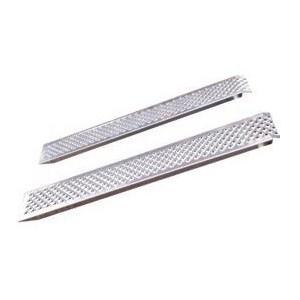 Rampe aluminium droite la paire