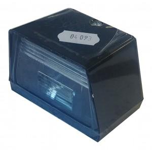 Feu LIDER RADEX 801 éclaireur de plaque