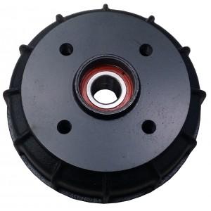 Tambour GSM/GKN FAD diamètre 160 x 35mm 4T100 roulement cartouche