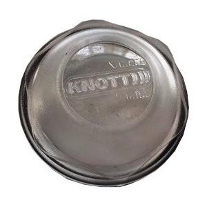 Cache moyeu plastique pour essieu à bain d'huile KNOTT