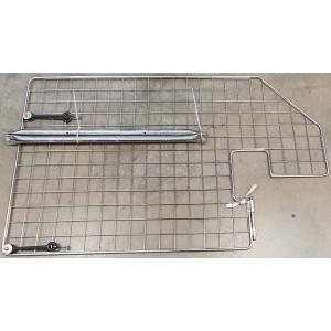 Grille de séparation de tête pour remorque IFOR WILLIAMS HB506