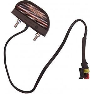 Feu éclaireur de plaque étanche LED DAFA SUN WAY